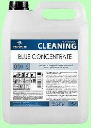 Моющий BLUE CONCENTRATE  5л  концентрат (1:130) универсальный низкопенный для водостойких поверхностей  pH11  001-5