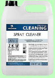 Моющий SPRAY CLEANER  5л  универсальный для твердых поверхностей готовый раствор  pH9,5  003-5