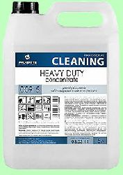 Моющий HEAVY DUTY Concentrate  5л  концентрат (1:60) универсальный обезжириватель  pH11  009-5