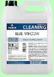 Для стекол BLUE WINDOW  5л  готовый раствор  pH9,5  014-5