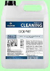 Для сантехники DOLPHY  5л  концентрат-гель (1:50) на основе щавелевой кислоты  pH2  016-5