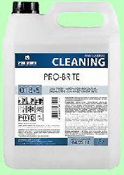 Для пола покрытие PRO-BRITE  5л  защитное акриловое сухой остаток 18%  pH7  018-5