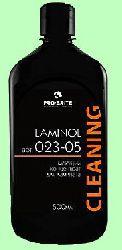 Для пола LAMINOL  500мл  конц. (1:80) низкопенный для ламината с блеском  pH10  023-05