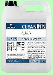 Мыло жидкое ALINA ПЕРСИК  5л  с перламутром  pH7  029-5