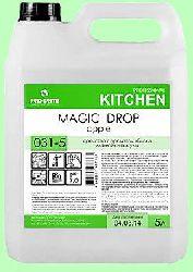 Для посуды MAGIC DROP Apple 5л  концентрат (1:200) умеренной пенности   pH7  031-5