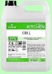 Для кухни GRILL  5л  чистка плит, грилей и духовых шкафов  t до 60-70°С  pH14  032-5