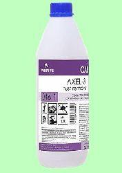 Пятновыводитель AXEL-3. Rust Remover  1л  от пятен ржавчины, крови, марганцовки  pH1,5  046-1