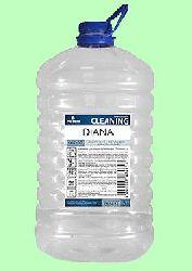 Мыло жидкое DIANA ЛИМОН  5л с перламутром  ПЭТ канистра  pH7  062-5П