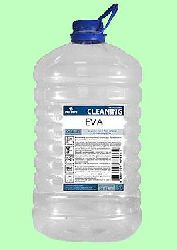 Мыло жидкое EVA  5л  с перламутром без запаха  ПЭТ канистра  pH7  064-5П