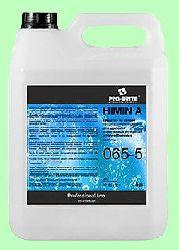 Для чистки труб HIMIN А  5л  против известковых отложений в трубах на основе ОРГАНИЧЕСКИХ кислот  pH7  065-5