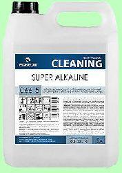 Отбеливатель SUPER ALKALINE  5л  концентрат (1:100) пенный дезинфицирующий хлорный после пожара pH12  066-5