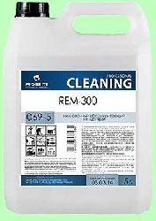 Моющий REM-300  5л   концентрат (1:150) универсальный низкопенный обезжириватель против мазута, битума, масел  pH11,5  069-5