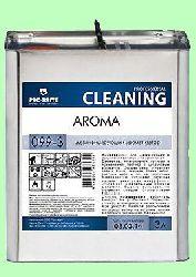 Дезинфицирующий ароматизатор AROMA ЦИТРУС  3л  от запаха гниения, тлена, мочи, рвоты  pH7  099-3