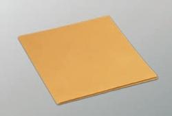 Салфетка с латексным покрытием для мытья окон 36х39см ЖЕЛТАЯ  (10шт/упак) (10 упак/кор)