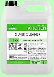 Для серебра SILVER CLEANER  5л  против окислов и потускнений + блеск  pH2,5  111-5