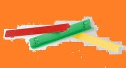 УльтраСпид: Клипсы для цветного кодирования  ЖЕЛТЫЕ (1шт/упак) (20упак/кор)