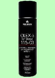 Полироль OLEX-5  forWood  400мл  чистящий для дерева с блеском против пыли, грязи Аэрозоль  pH7 115-04