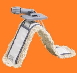ДастМоп: Держатель для сухой уборки Металлик  60см  1шт/упак  (12упак/кр)