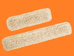 ДастМоп: Моп для сухой уборки Серый 100см 1шт/упак (12упак/кор)