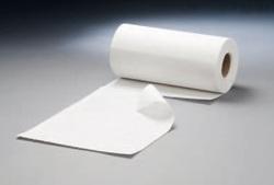 Салфетка микроволоконная Микро Ролл 35х25см БЕЛАЯ  (1шт/упак) (4 упак/кор)