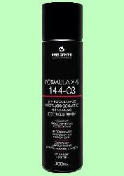 Для чистки FORMULA X-5  300мл от следов скотч-клея, маркеров , нефтепродуктов, сажи на основе растворителей  Аэрозоль  pH7 144-03