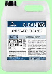 Моющий ANTISTATIC CLEANER  5л  концентрат универсальный низкопенный  pH10  167-5