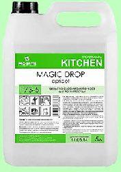 Для посуды MAGIC DROP Apricot 5л  концентрат (1:200) умеренной пенности  pH7  173-5
