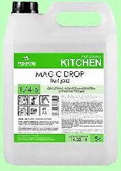Для посуды MAGIC DROP Fruit Jazz 5л  концентрат (1:200) умеренной пенности  pH7  174-5