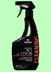 Моющий HEAVY DUTY  500мл  универсальный обезжириватель готовый раствор  с триггером  pH11  179-05