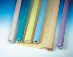 Скатерть бумажная в рулоне PAP STAR  8м х 1,2м  АССОРТИ пастельные цвета