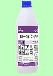 Для ковров замасленных шампунь LEMON SHAMPOO  1л  концентрат (1:50) умеренной пенности  pH10  265-1