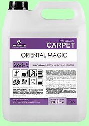 Для ковров шампунь ORIENTAL MAGIC  5л  концентрат (1:15) для шерсти  pH7,5  268-5