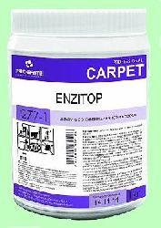 Для ковров порошок ENZITOP  1кг  с энзимами рабочая  t=40-80°С  pH9  277-1
