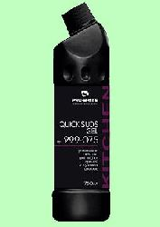 Для кухни QUICK SUDS GEL  750мл  гель для коптильных камер усиленный  t до 60-70°С  pH12  299-075