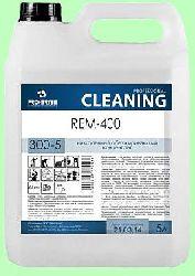 Моющий REM-400  5л  концентрат (1:100) универсальный низкопенный обезжириватель против технических масел, копоти pH11  300-5