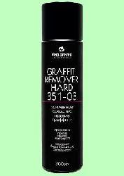 Для чистки граффити-красок HARD 400мл от следов масляных, акриловых, пентафталевых красок, маркеров Аэрозоль pH7 351-04