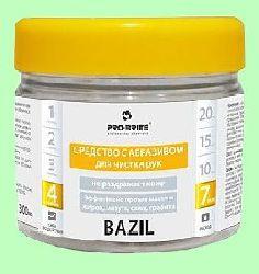 Паста чистящая для рук BAZIL  300мл  с абразивом  pH7  377-03
