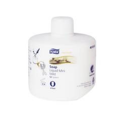 Жидкое мыло-крем TORK Premium 55 мини для рук S2 System  0,475л 1/8