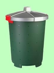 Бак пищевой пластиковый с крышкой 45л С12276
