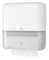 Система полотенец TORK MATIC: Диспенсер для полотенец в рулонах TORK  Н1 MATIC system Белый 1/1