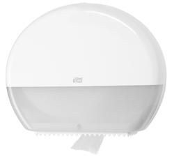 Диспенсер TORK для туалетной бумаги в больших рулонах (для рулонов 525м)  Т1 System Белый 1/1