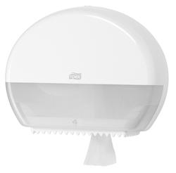 Диспенсер для туалетной бумаги в мини-рулонах Т2 System (для рулонов 170, 200м) Белый 1/1