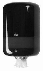 Полотенца для уборки: Диспенсер TORK для полотенец ЦВ (для рулонов 350м) М2 System Черный 1/1