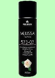 Освежитель воздуха концентрат Аэрозоль MELISSA Tea Rose ЧАЙНАЯ РОЗА  300мл  pH7  573-03