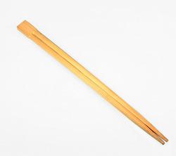 Палочки для суши из бамбука в индивидуальной бумажной упаковке длина 24см 3000упак/коробка