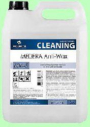 Для чистки MEDERA Anti-Wax  5л  от следов воска, масла, смолы, битума, пыли, грязи, резины   pH7  606-5