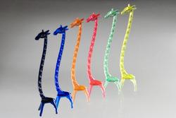 Коктейльная палочка  ЖИРАФ 140-150мм ПластЛидер  100шт
