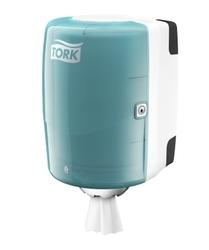Полотенца для уборки: Диспенсер TORK Performance для полотенец ЦВ M2 System  Белый  1/1