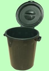 Бак пищевой пластиковый с крышкой 40л М2392