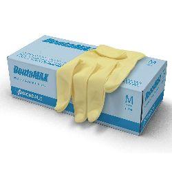 Перчатки латексные DentaMAX 50пар/уп